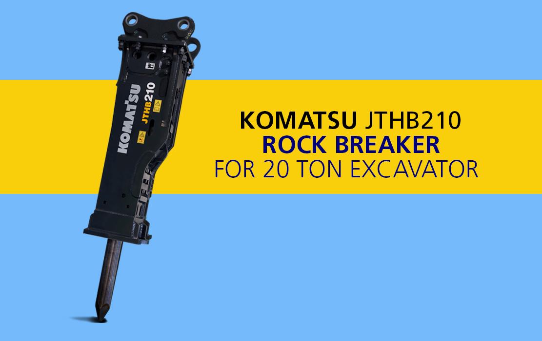 Komatsu JTHB 210