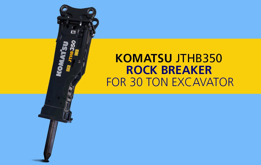Komatsu JTHB 350