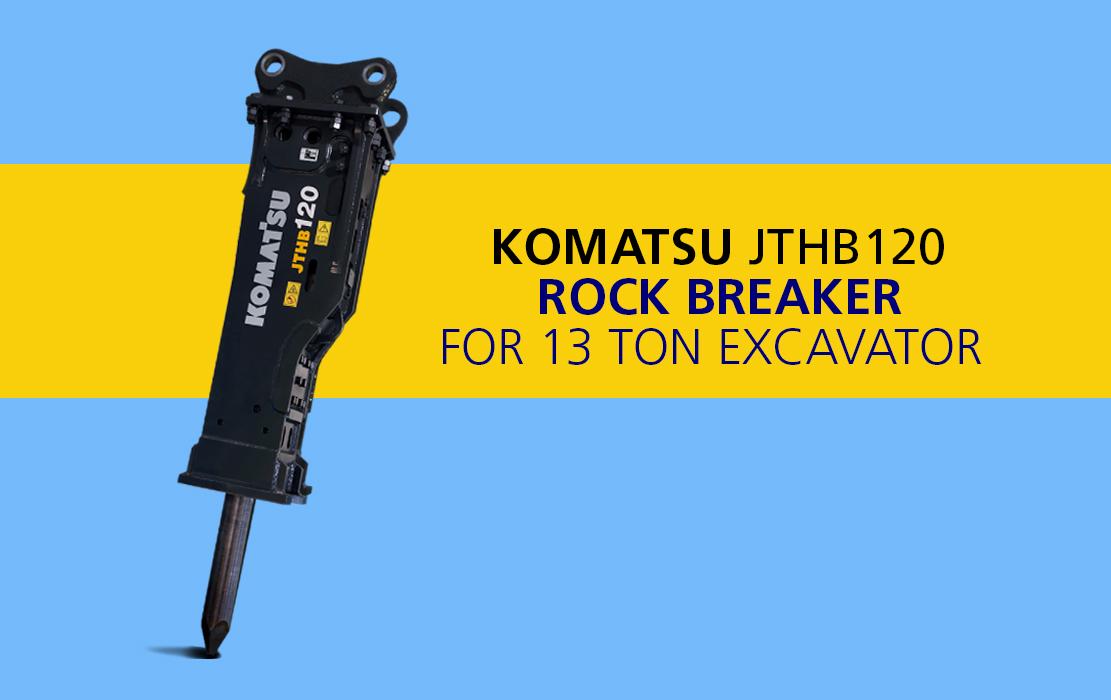 Komatsu JTHB 120